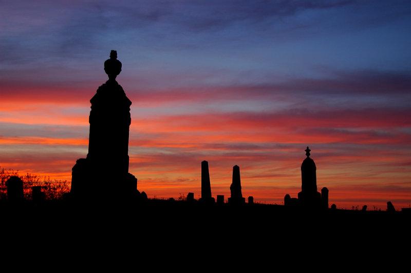 Monumental Sunset