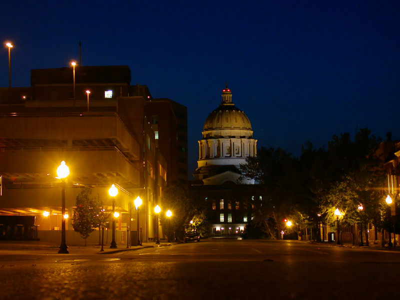 Capitol Night View