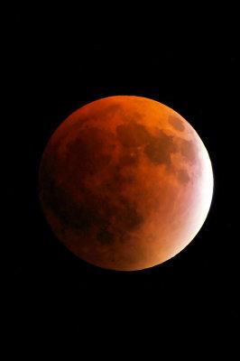 Lunar Eclipse (Enhanced Vertical)