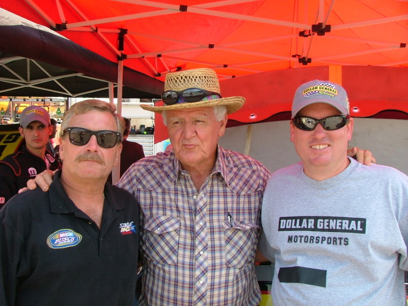 7-22-07 Drivers Tony Formosa Jr #80 and James Hylton #48