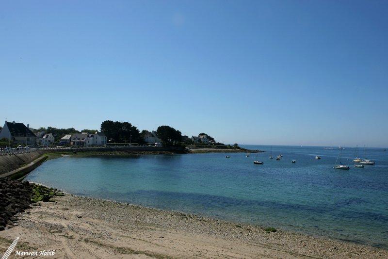 Bénodet - Pointe St Gilles