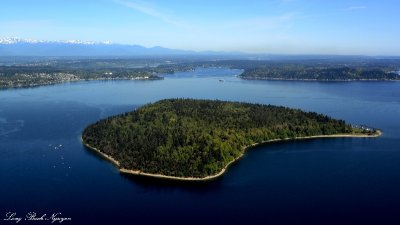 Blake Island, Puget Sound, Washington