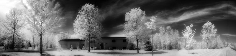 Infrared, of my home.