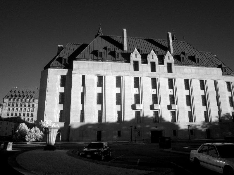 Infrared Supreme Court, Ottawa