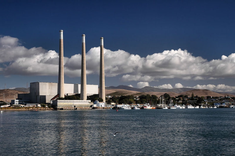 December 20- SCE Stacks @ Morro Bay