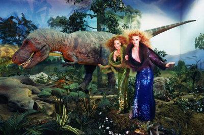 Jurassic Moment I, Italian Vogue, 2004