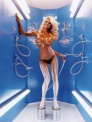 Miracle Tan, 2004  (Pamela Anderson)