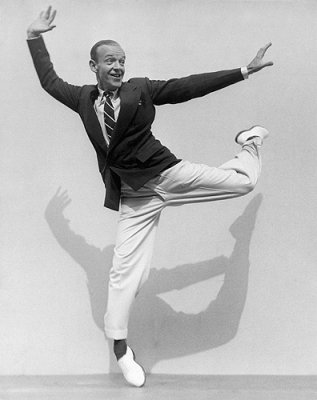 Fred Astaire on his Toes, 1936