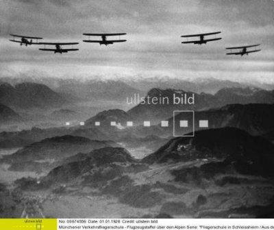 German Luftwaffe, 1928