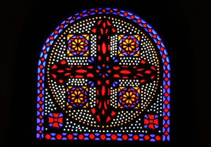 Coptic cathedral, Caïro