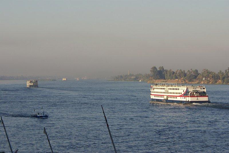 Nile at Luxor
