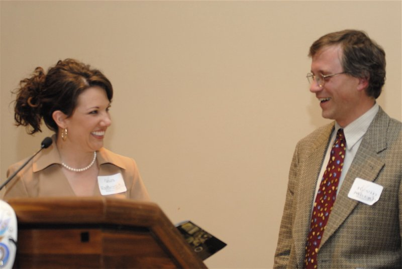 Profs. Laura Woodworth-Ney and Kevin Marsh _SC0605.JPG