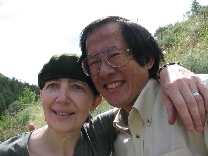 Deborah and Mo on Mos 49th Birthday June 19 2007 smallfile IMG_0078.jpg