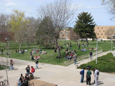 ISU Campus Spring Scene - during a performance of la musica latina smallfile IMG_2901.jpg