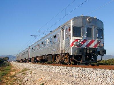 CP Train, Portugal