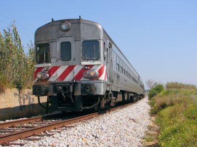 CP Portugal passenger train, Olhão