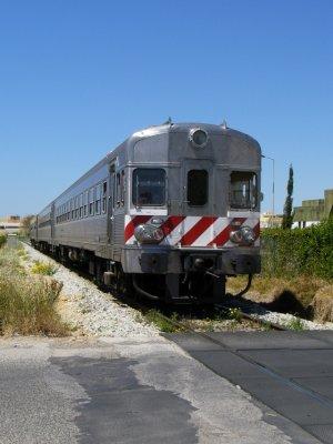 CP Portugal Train, Faro