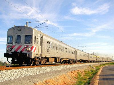 CP Portugal Passengers train, Faro