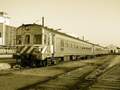 Comboio da CP /|\ CP Portugal train, Faro