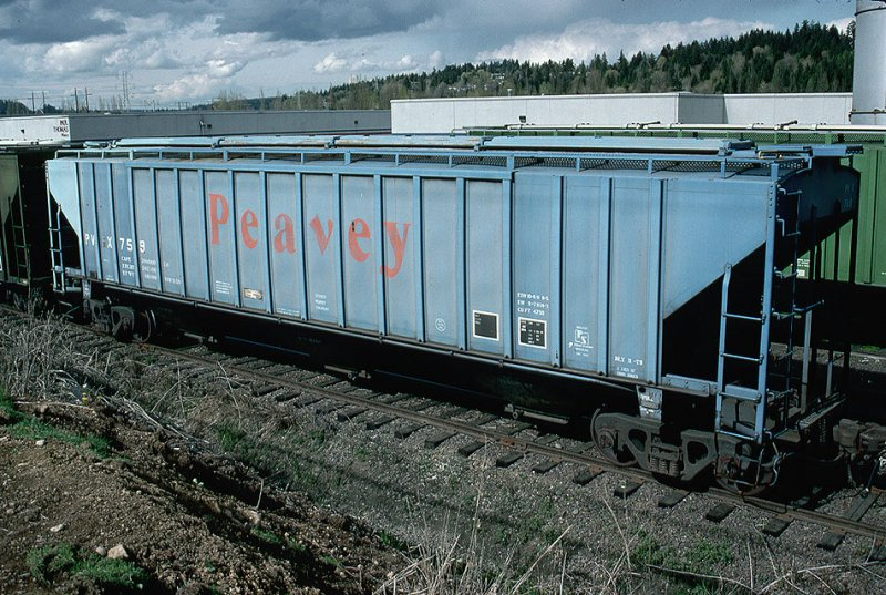 PVFX 759, Pullman-Standard 4750 CuFt Covered Hopper
