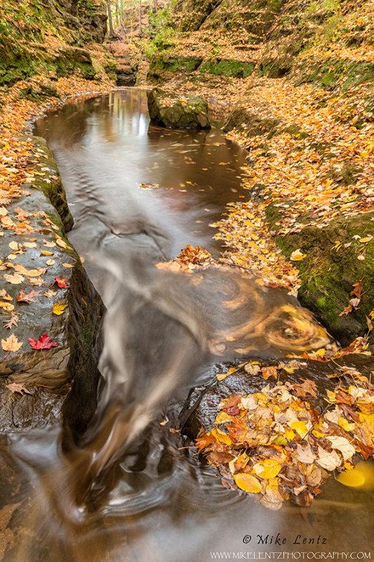 Soft fall flow