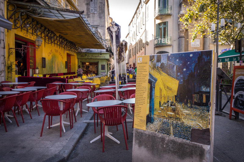 Van Goghs Cafe, Arles
