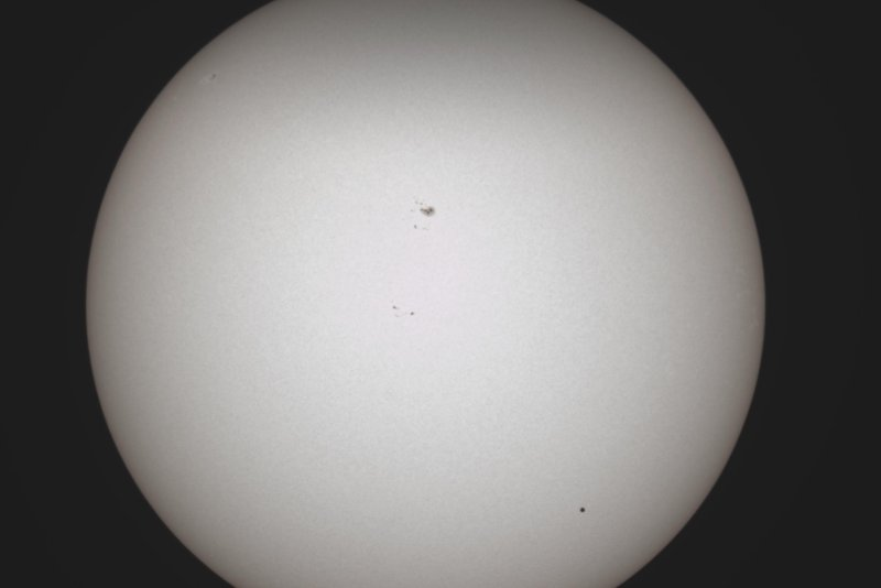 Transit of Mercury 09-May-2016