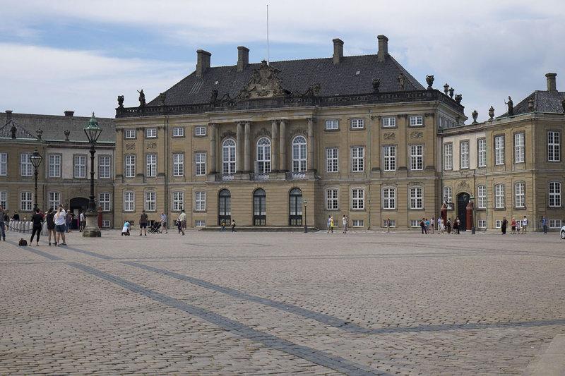 Christian VIIIs Palace