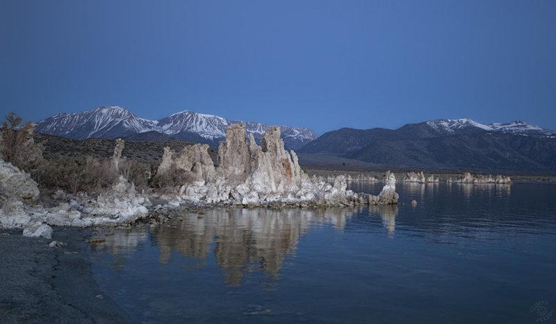 Mono Lake Blue Hour