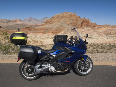 F800GT Trip to S. Nevada, S. Utah, and N. Arizona