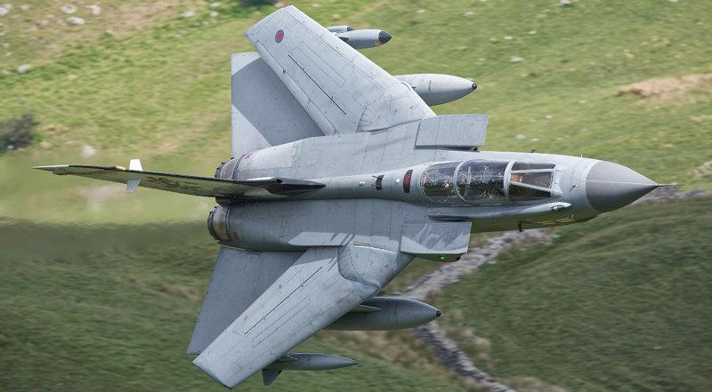 41 Squadron Tornado