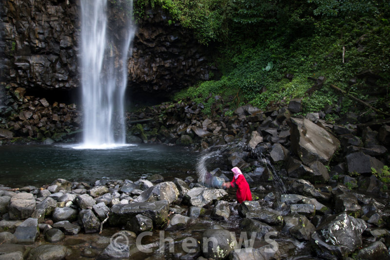 Lembah Anai Waterfall