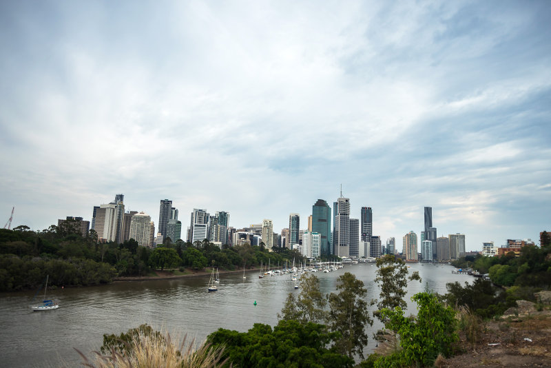 Kangaroo Point, Brisbane, Qld.