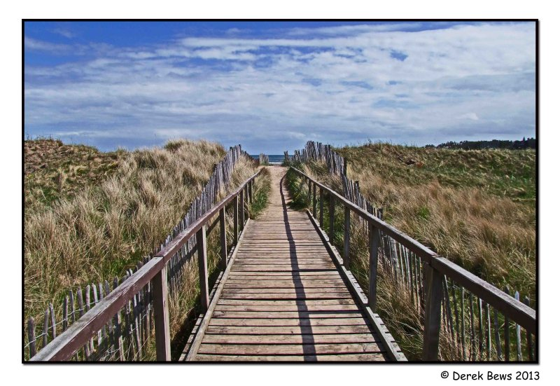 St Andrews Boardwalk