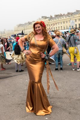 March of the Mermaids 2016