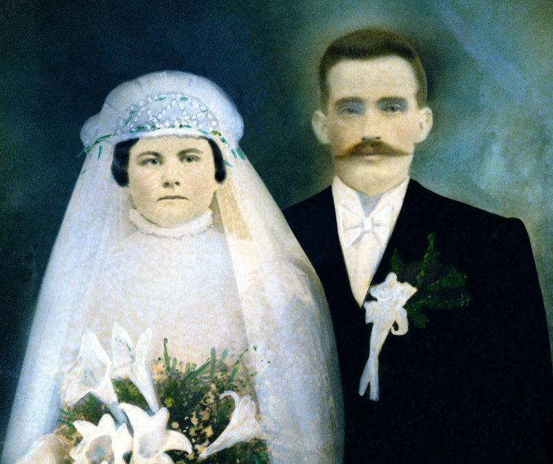 Alexander & Rosalia Maleszyk