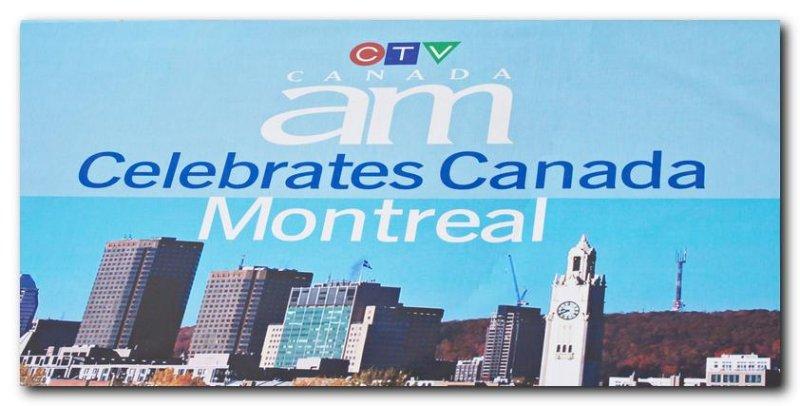 Canada AM Banner