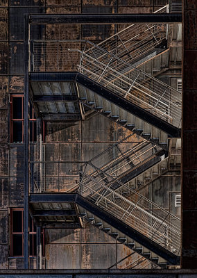 Albers Mill Stairs