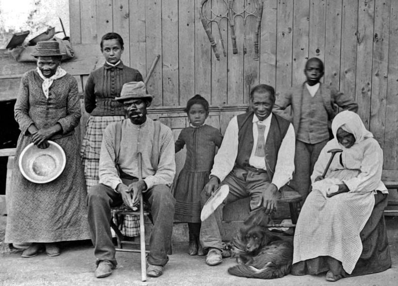 as african americans in the 1900s
