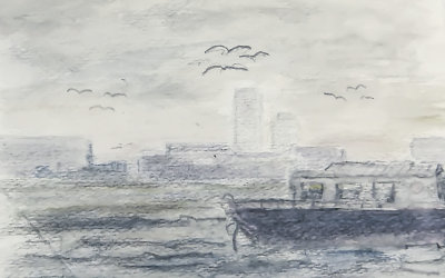 Rotterdam - Dezember 2014