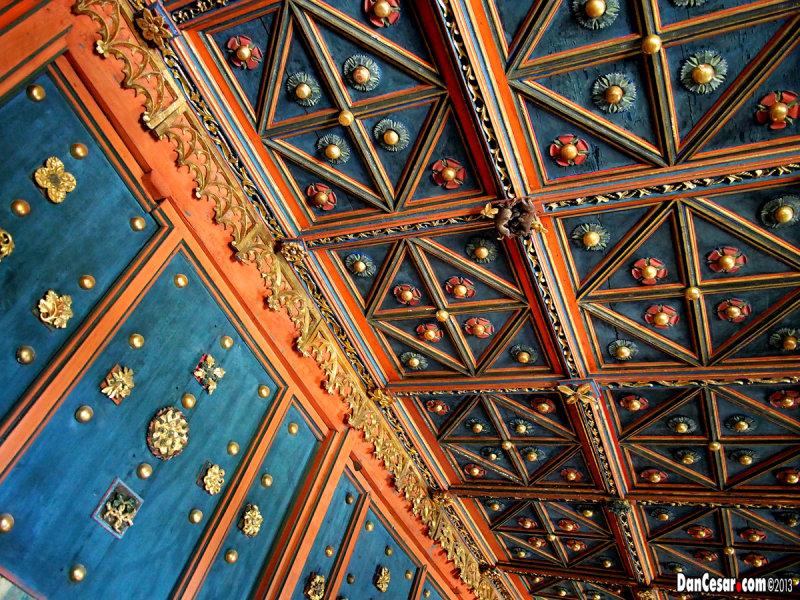 Festung Hohensalzburg - Golden Room