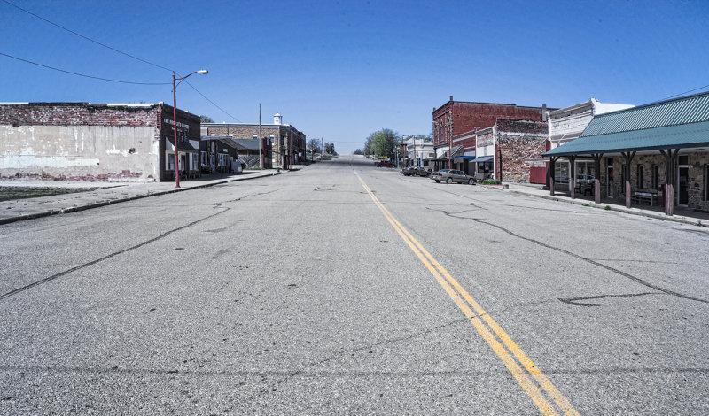 Weekday,  Cedar Vale, Kansas