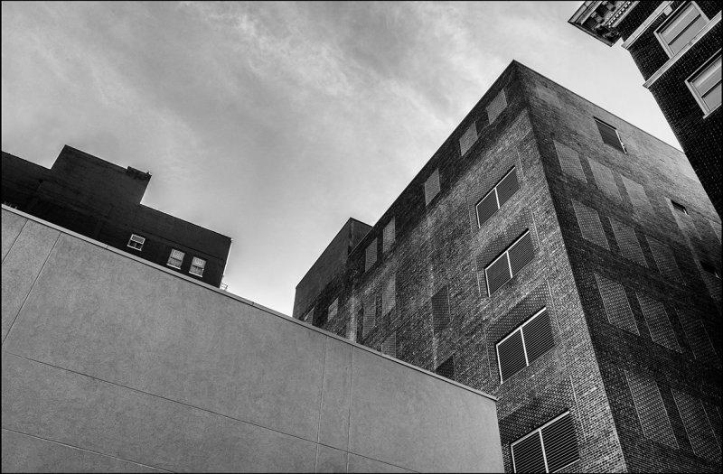 A City Jumble