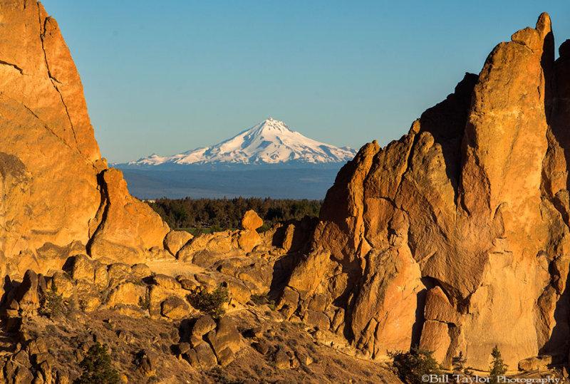 Smith Rock / Mt. Jefferson