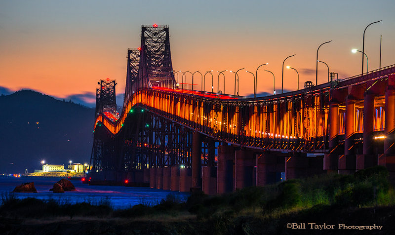 Richmond -San Rafael Bridge / San Quentin