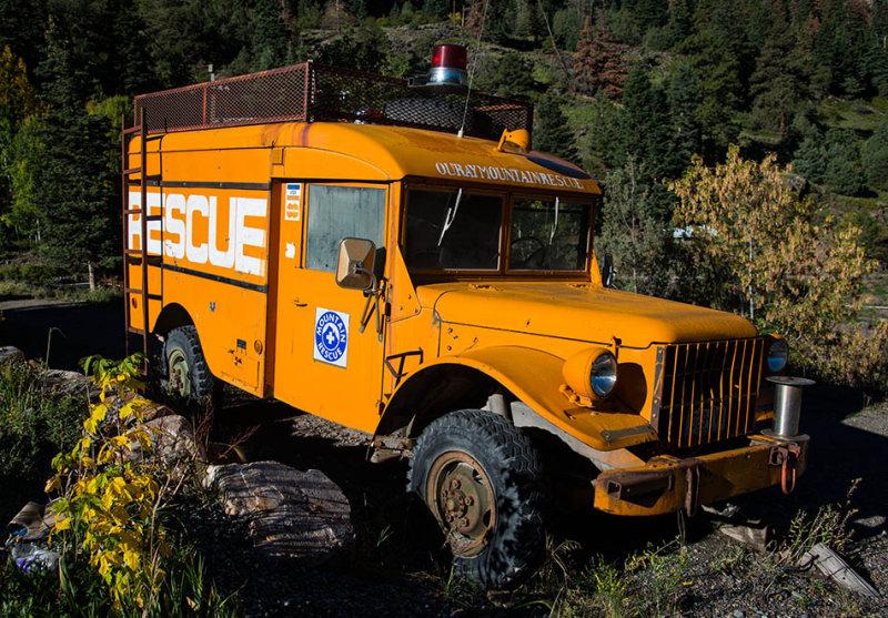 Ouray Mountain Rescue