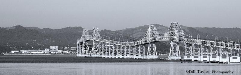 Richmond/San Rafael Bridge /San Quentin