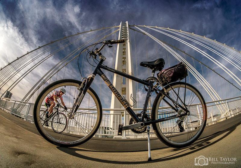 Bay Bridge Bike Trail