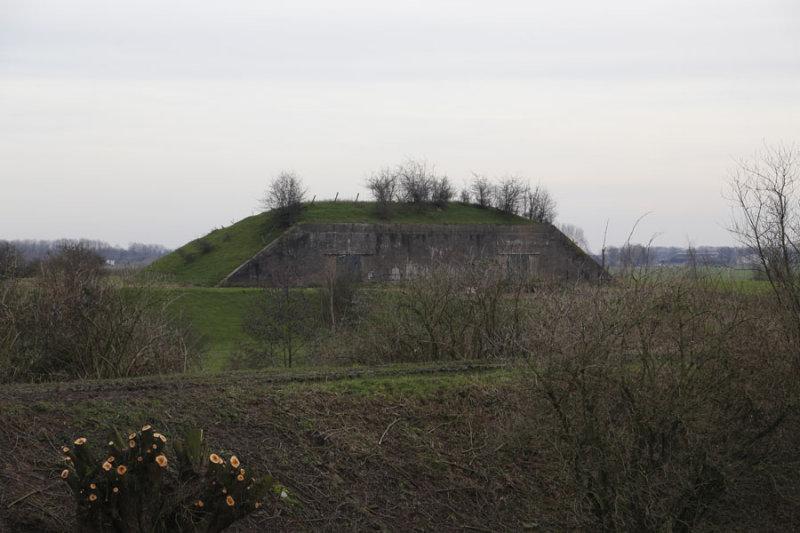 Bunker in de Bommelerwaard