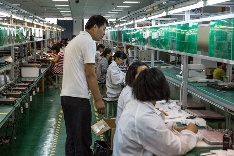 Inspection and one of the assembly lines. CZ2A3228.jpg